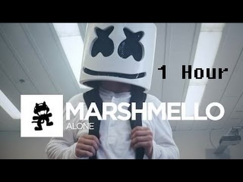 Download Marshmello I Alone 1 Hour [Official Monstercat Music Video]