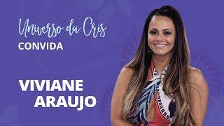 Viviane Araujo conta os segredos para ter um corpão