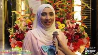 Majlis Pernikahan Asyraf Khalid dan Tya Ariffin