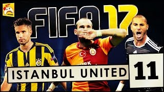 #11 REAL MADRİD İSTANBUL'DA! 🏆 FIFA 17 DEVLER LİGİ