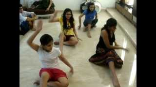 radha song practice