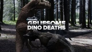Most Gruesome Dinosaur Deaths
