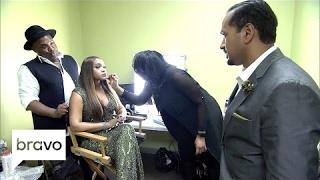 Married to Medicine: Mariah Huq is Barefoot at the Reunion (Season 4, Episode 15) | Bravo