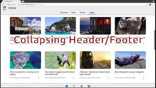 HTML Progressive Web App
