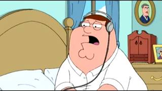 Family Guy - Peter Listens To Lionel Richie