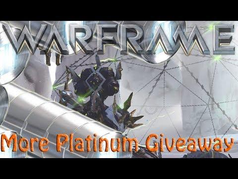 Xxx Mp4 Warframe More Platinum Giveaway 3x Per Platform 3gp Sex