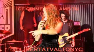 Ice Crime | La Red | LlibertatValtonyc