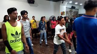 TUTTIX CREW DANCE WORKSHOP -D4DANCE WORLD crew members in tuttix DANCE workshop
