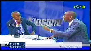 KIOSQUE 30-07-2018 Retour ya Serge Kabongo + Mike Mukebayi apanzi denge BEMBA akosaki Kabila