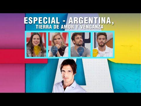 Xxx Mp4 Pasapalabra Especial Argentina Tierra De Amor Y Venganza Programa 16 03 19 3gp Sex