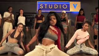 Aliya Janell - Level Up Challenge Choreography