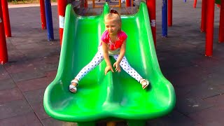 Outdoor Playground Family Fun Play Area for kids