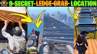 Look How CONQUEROR Players Uses LEDGE GRAB FEATURE EVERY PLAYER SHOULD KNOW THIS in PUBG MOBILE
