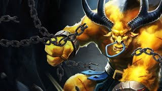 League of Legends: Early win with the bull!