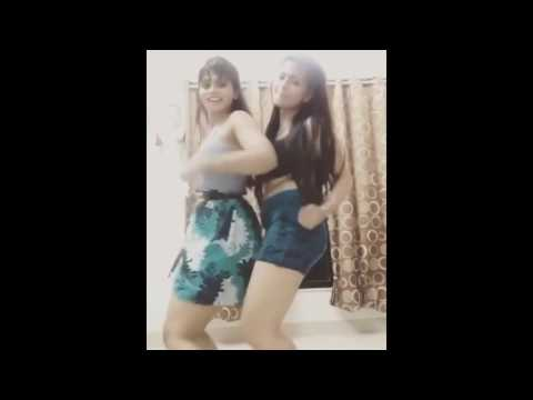 Hot Girl Sexy Dance ( Beat pe booty ) hot Indian girls Compilation 2016 On YouTube