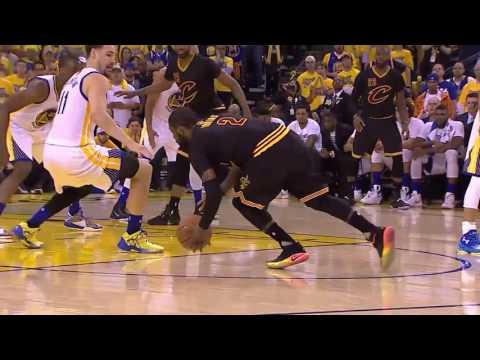 2016 NBA Finals: Top 10 Plays