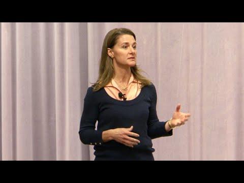 Melinda Gates: Pursue Passions with a Vengeance [Entire Talk]