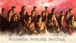 Andekha, Ansuna, Anchua| Zee|Extraordinary Together|Vishal Bhardwaj|Jonita| Zee Corporate Brand Film