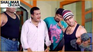 Gullu Dada Thiree Comedy Scenes Back To Back Part 02 || Aziz Naser || Shalimarcinema