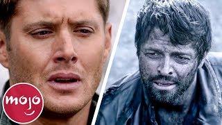 Top 10 Times Dean & Castiel from Supernatural Were BFF Goals