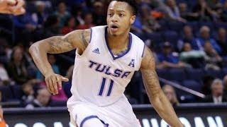 Men's Basketball Highlights - Tulsa 82, USF 68