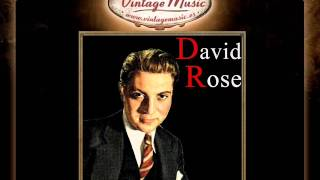 David Rose And His Orchestra -- Cimarron