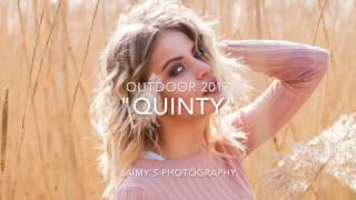 "Outdoor 2017 ""Quinty"" Behind the scenes"