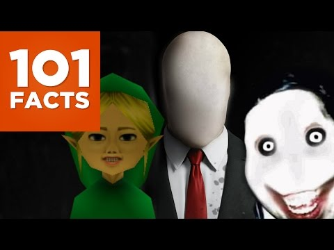 101 Facts About Creepypasta