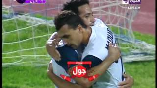 """اهداف مباراة  """" الإسماعيلي vs  إنبي """" 2 / 2  ...... الدورى المصرى 2015 / 2016"""