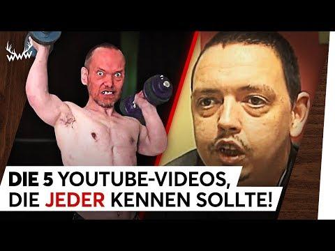 5 YouTube-Videos, die JEDER kennen sollte!   TOP 5