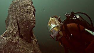 В Лондоне представили находки с загадочных подводных городов (новости)