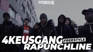 4Keus Gang - Freestyle Rapunchline