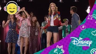 Disney Channel España | Videoclip Bridget Mendler - Hurricane (Violetta Version)