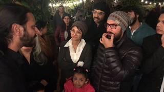 Karan Singh Magic & Aamir Khan - What Just Happened?