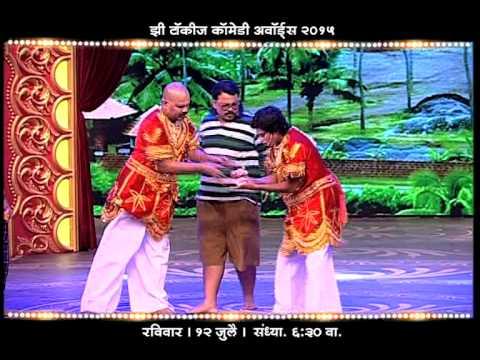 Malvani Sholay | Zee Talkies Comedy Awards 2015 | 12th July @6.30PM