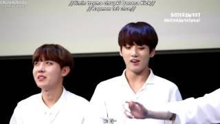 [POLSKIE NAPISY] 160512 Mokdong Fansign - Jungkook robi 'Shy shy shy'