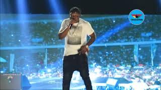 Bukom Banku performs at the 'S' concert