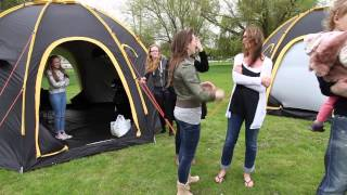 POD Tent - Walk through video of POD Maxi & POD Mini