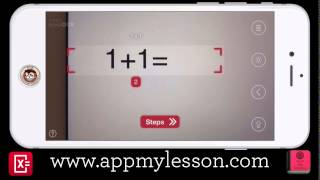 PhotoMath - Use Augmented Reality to Solve & Understand Math Problems (Primary / Secondary School)