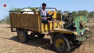The great Indian jugaad vehical    डुग डुगियो desi jugaad    cheapest drive vehical in India