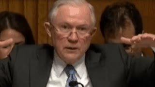 Jeff Sessions Shreds Jeh Johnson DHS Immigration Policy...