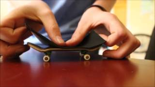 How To Grip A Fingerboard