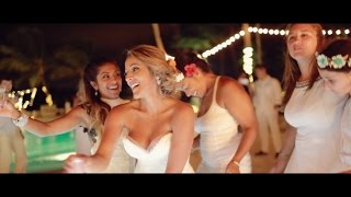 Dominican Republic wedding - Punta Cana wedding Fiorella & Bred Frames Wedding movie