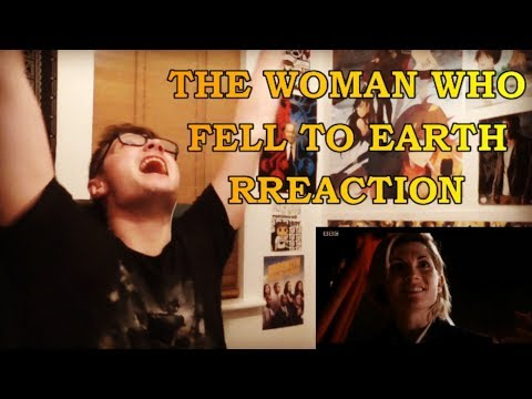 Xxx Mp4 DOCTOR WHO 11X01 THE WOMAN WHO FELL TO EARTH REACTION 3gp Sex