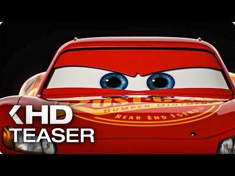 CARS 3 ALL NEW Mini Teaser Trailer 2017