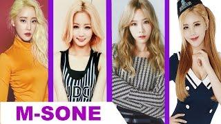[TOP5] Las mas lindas en K-pop Girl Group (T-ara, Rainbow, Apink, SNSD)