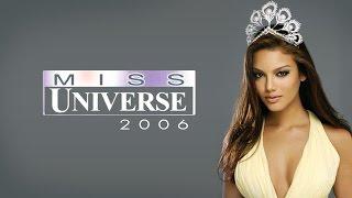Miss Universe 2006 - Zuleyka rivera
