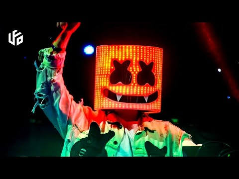 Marshmello - Alone (Unofficial Music Video) HD (Animated By Echo Wu)
