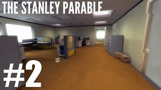 The Stanley Parable - Part 2 | DOOR 430 ACHIEVEMENT | I KILLED STANLEY