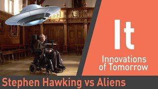 Stephen Hawking Explores Alien Life | Stephen Hawking's Universe